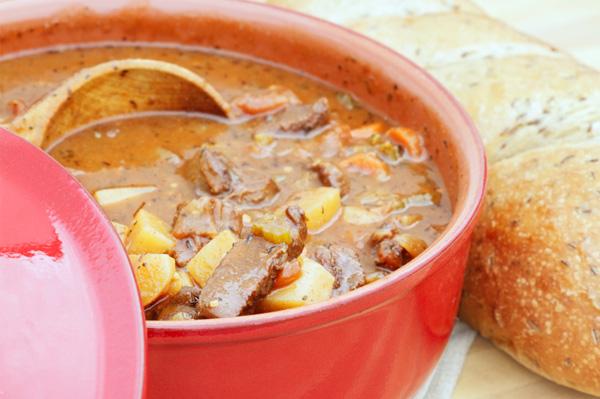 Slow cooker crock pot stew