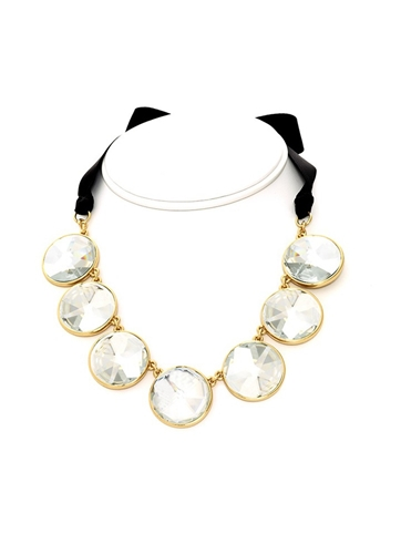Kristin Cavallari's Crystal Clear Necklace