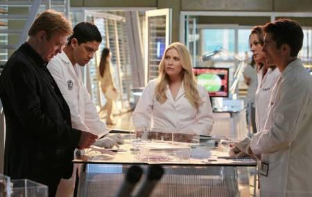 Emily Proctor on CSI: Miami