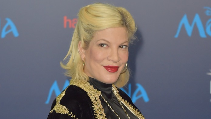 Tori Spelling just got sued for