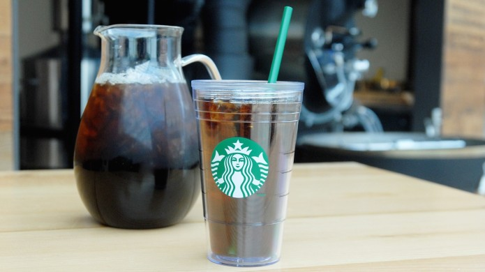 Starbucks cold-brew coffee is going to