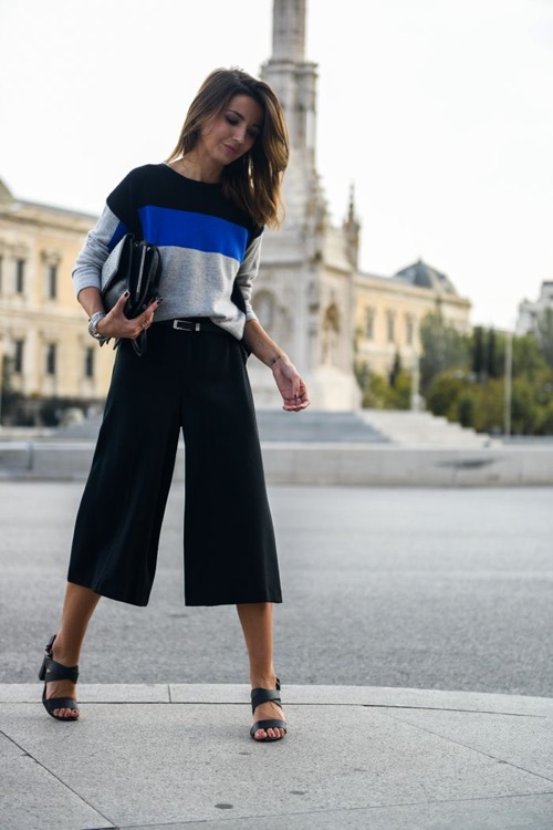 d96f1dd79f How to wear culottes to the office and look totally chic – SheKnows