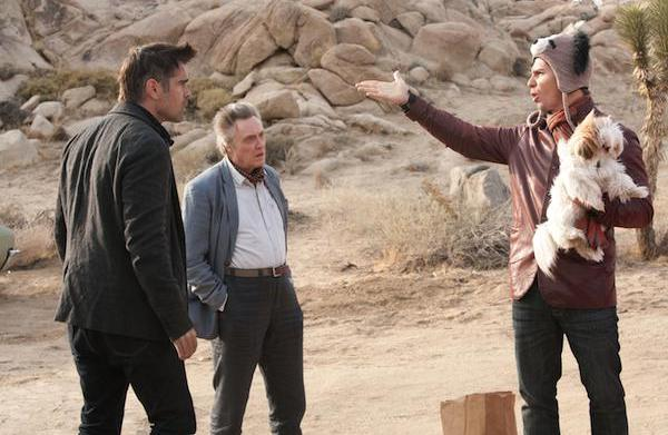 Seven Psychopaths movie review: Savagely satiating