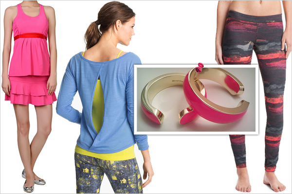 Gym fashion that you can wear out