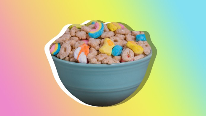 Lucky Charms Is Adding a Brand-New