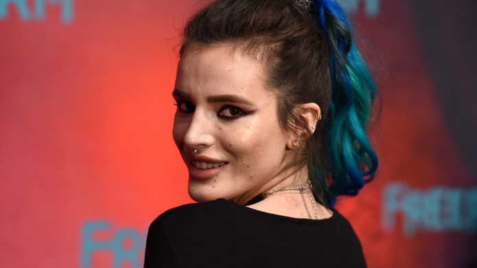 Either Bella Thorne Is Looking for