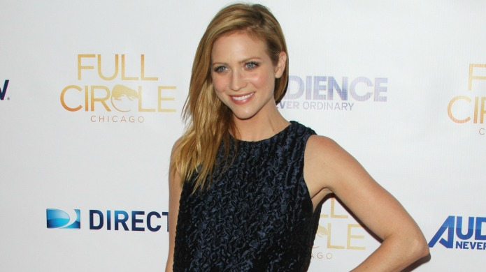 Brittany Snow has an on-set meltdown