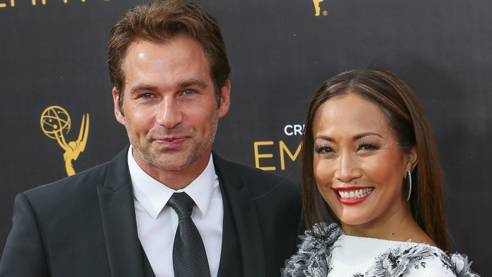 DWTS' Carrie Ann Inaba & Fiancé