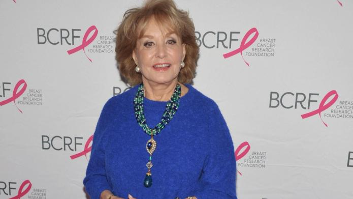 Barbara Walters opens up about her