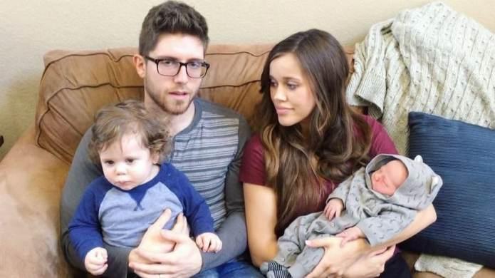Jessa Duggar Seewald Reveals Second Baby's