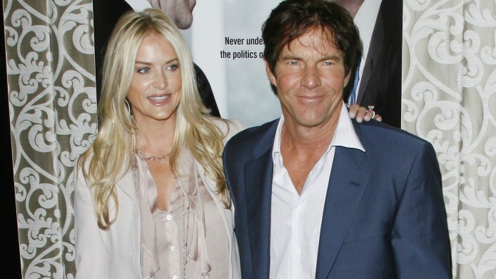 Dennis Quaid's back-and-forth marriage has got