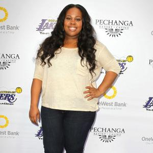 Amber Riley dazzles on the dance