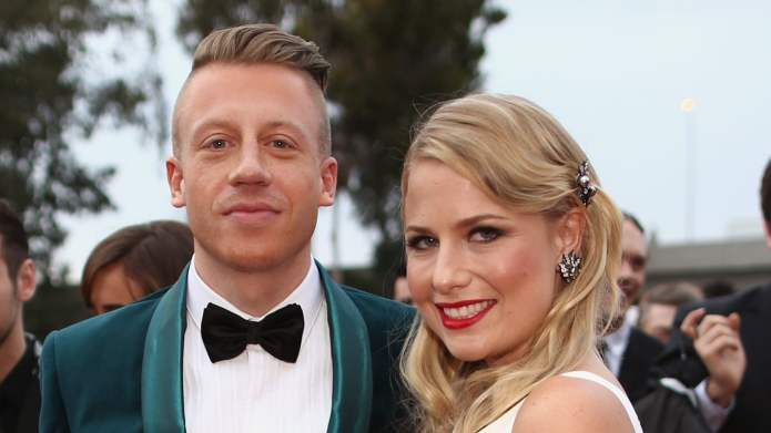 Macklemore & His Wife Are Having