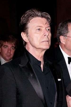 David Bowie returns