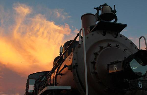 McCormick-Stillman Railroad Park in Scottsdale, Arizona