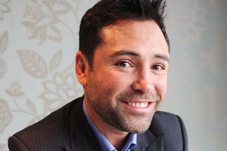 Oscar De La Hoya: I thought
