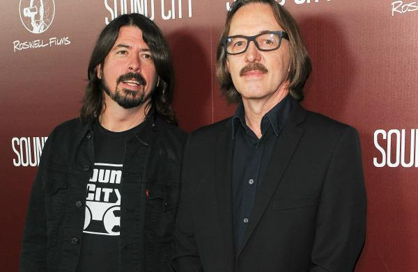 Producer Butch Vig talks about making