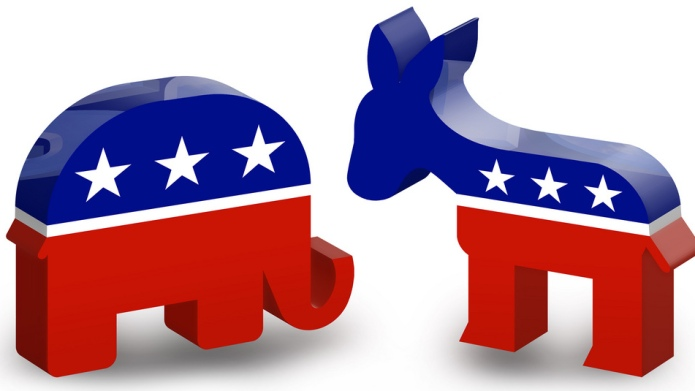 Opposite political views don't mean your