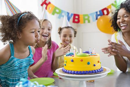 Half-birthdays, the latest trend in spoiling