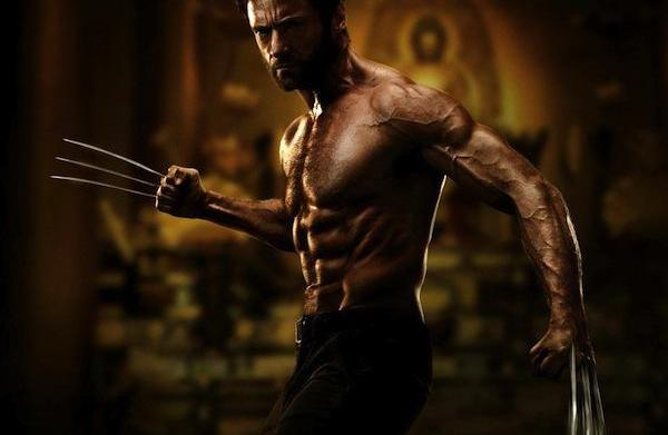 See Hugh Jackman's hot chest in