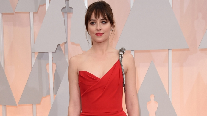 attends the 87th Annual Academy Awards