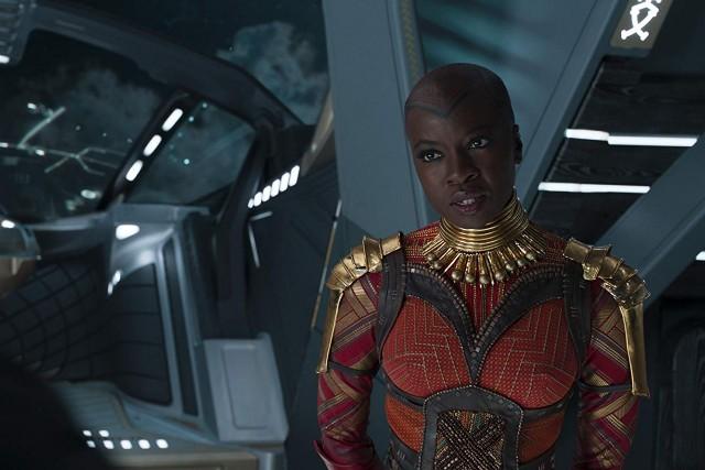 Photo of Danai Gurira in 'Black Panther'