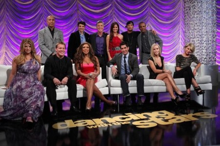 Dancing with the Stars new cast