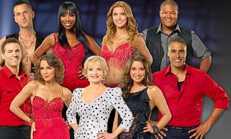 Dancing with the Stars week four