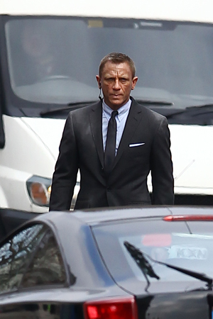 Daniel Craig not done with James Bond