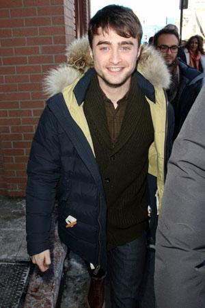 Daniel Radcliffe at Sundance