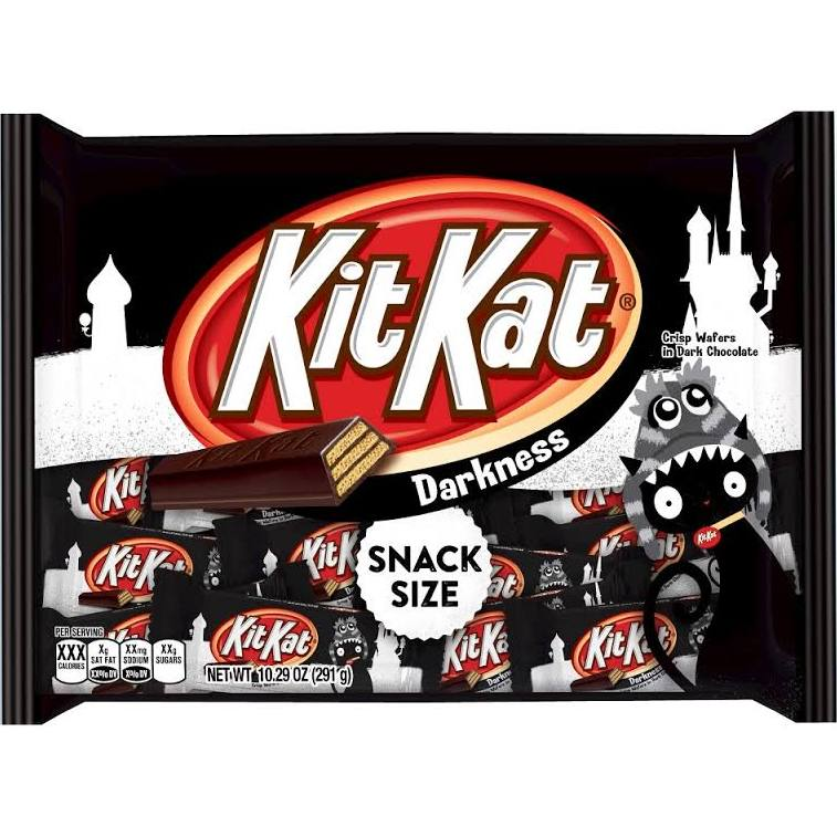 Dark Chocolate kitkats