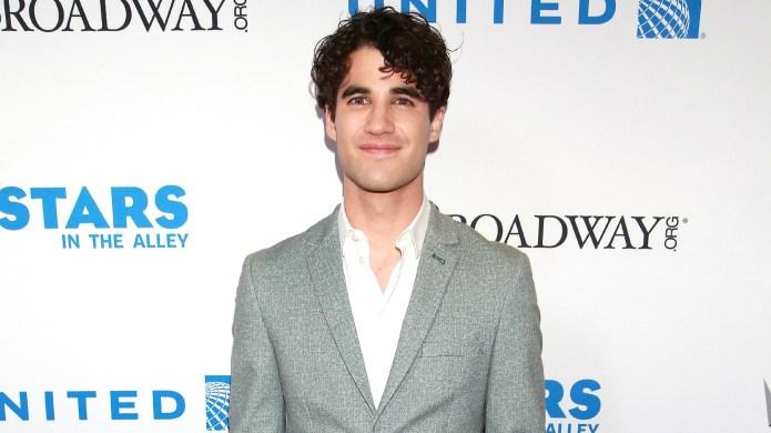 Glee's Darren Criss infuriates fans with