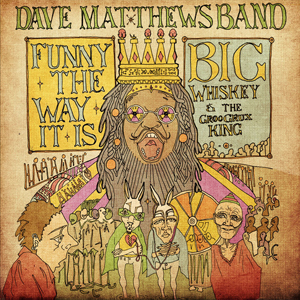 Artwork by Dave Matthews
