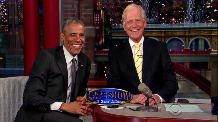 Top 10 ways David Letterman changed