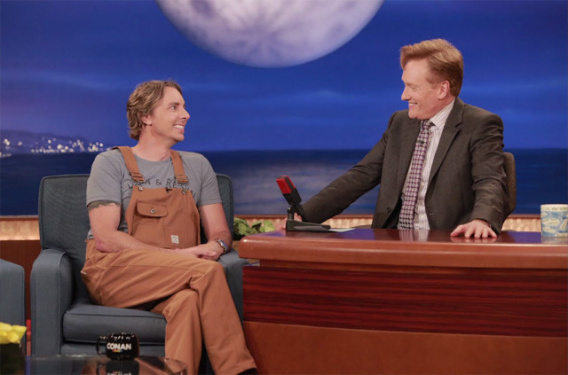 Dax Shepard on Conan O'Brien