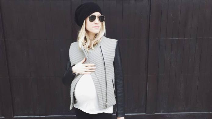 Kristin Cavallari reveals new baby's trendy