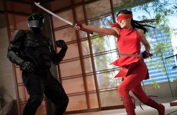 G.I. Joe: Retaliation movie review: Ninja-riffic!