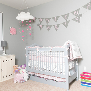 DeAnna Pappas nursery interior | Sheknows.com