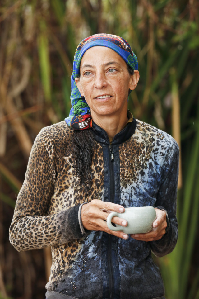 Debbie Wanner on Survivor: Kaoh Rong