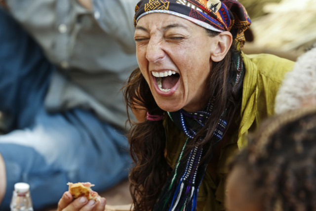 Debbie Wanner excited about merge on Survivor: Kaoh Rong