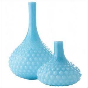 Glass bulb vases