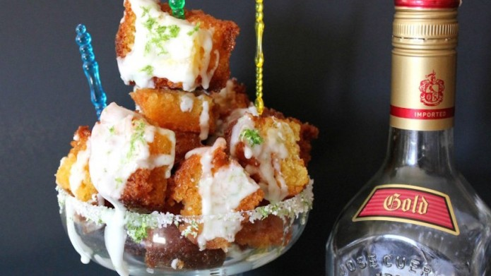 Deep-fried margaritas are the only thing