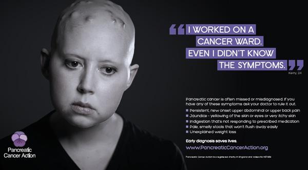"""I wish I had breast cancer"" campaign"
