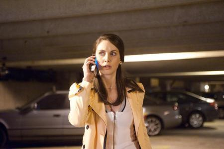 Having a Scream with Alison Brie