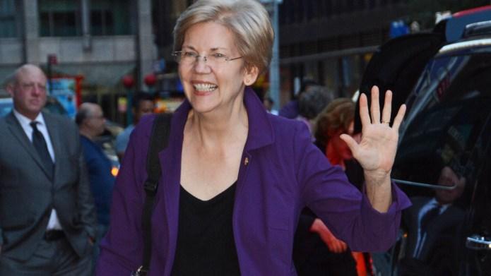 The Rise of Elizabeth Warren From
