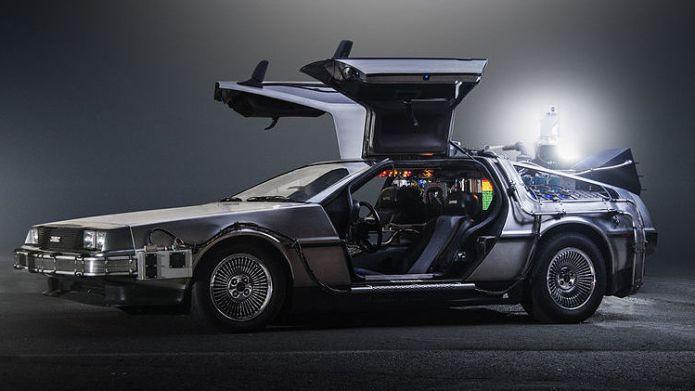 What's your fictional dream car? (QUIZ)
