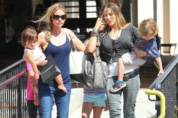 Denise Richards Brooke Mueller