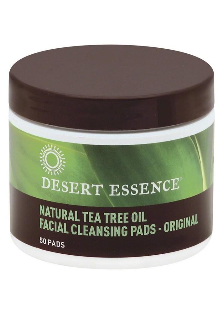 Desert Essence Tea Tree Oil Cleansing Pads