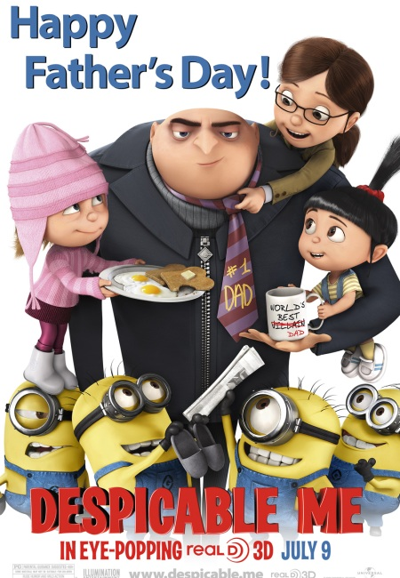 Happy Father's Day from Despicable Me
