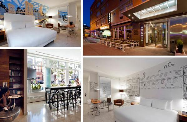 Checking In: Art hotels